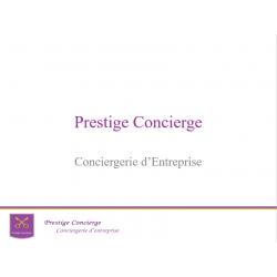 Présentation Conciergerie