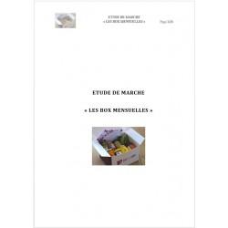 Etude de marché box mensuelle pdf