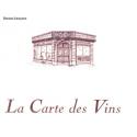 """Marque """"La carte des vins"""""""