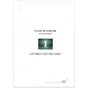 """Etude de marché """"Ouvrir un Escape game"""" (pdf)"""