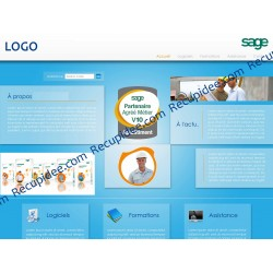 Webdesign informatique